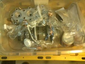 Rebuilt MC850 Crank