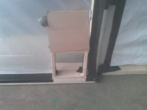 Small Hose Access Door