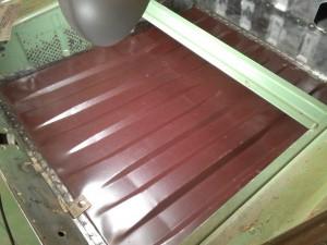Floor Welded, Inside View