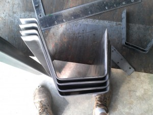 Formed Rocker Panel Sections