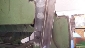26. B-pillar Patch Welding